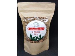 78176 konopna seminka prazena s chilli 150g vranc