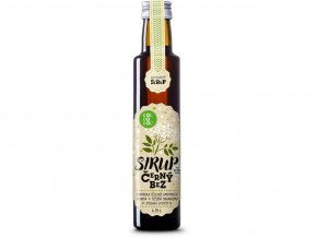 78194 sirup cerny bez 250 ml