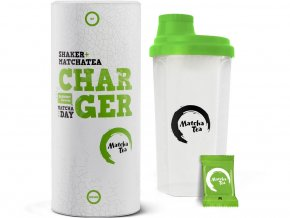 Bio Matcha Tea Charger Z500