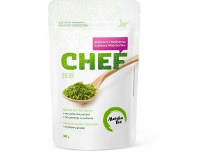 81050 bio matcha tea chef 50g