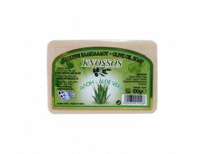 prirodni olivove mydlo knossos aroma aloe vera