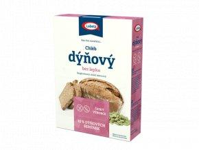 dýňový bezlepkový chléb