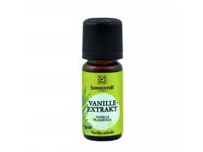 vanilkový extrakt sonnentor