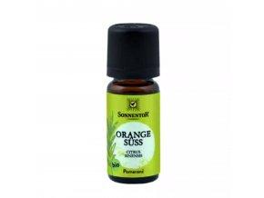 pomerančový eterický olej sonnentor