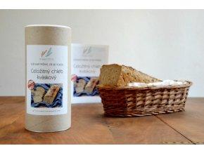 celožitný kváskový chléb