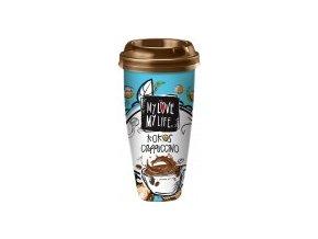 kokosové cappuccino