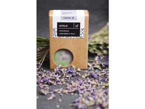 mýdlo levandule a avokádový olej