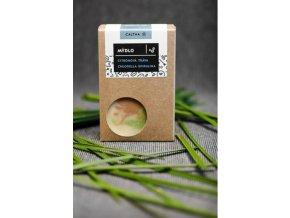 mýdlo citronová tráva, chlorella a spirulina