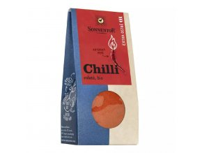 chilli kajenský pepř