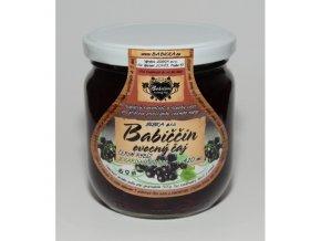 babiččin ovocný čaj černý rybíz z kardamonem