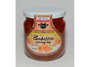 babiččin ovocný čaj meruňka se skořicí