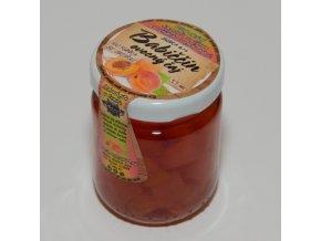 babiččin ovocný čaj meruňka se skořicí 60ml