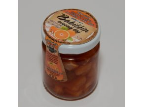 babiččin ovocný čaj pomeranč se skořicí 60ml