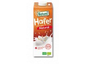 natumi ovesný nápoj natural