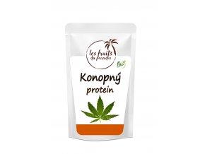 Konopny protein Bio sacek