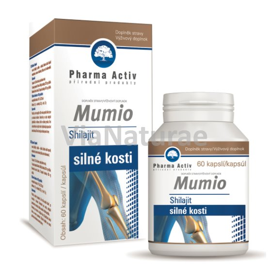 Mumio 60 kapslí Pharma Activ