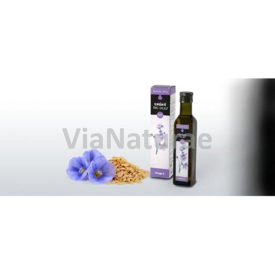 LNĚNÝ OLEJ BIO 250ml Health Link