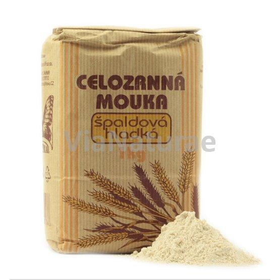 ŠPALDOVÁ MOUKA HLADKÁ 1kg