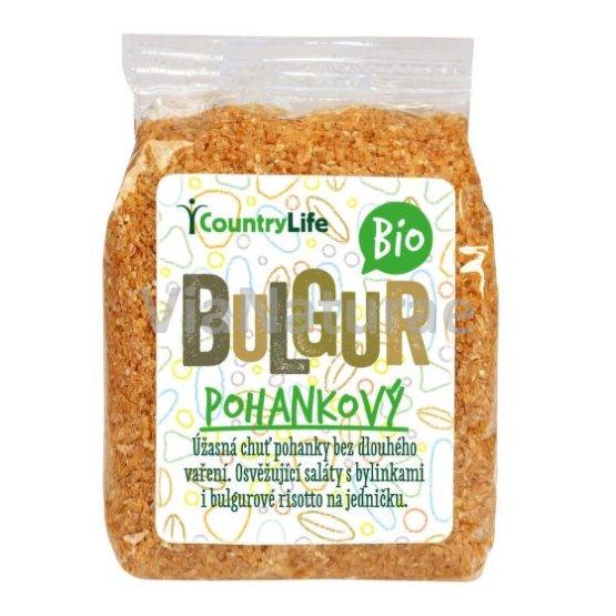 Bulgur pohankový 250 g BIO COUNTRY LIFE Country Life