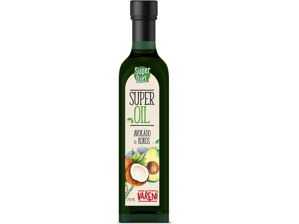 Herbamedicus Super Oil VAŘENÍ 250 ml