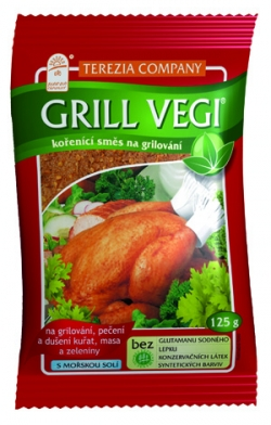 GRILL VEGI 125g Terezia Company