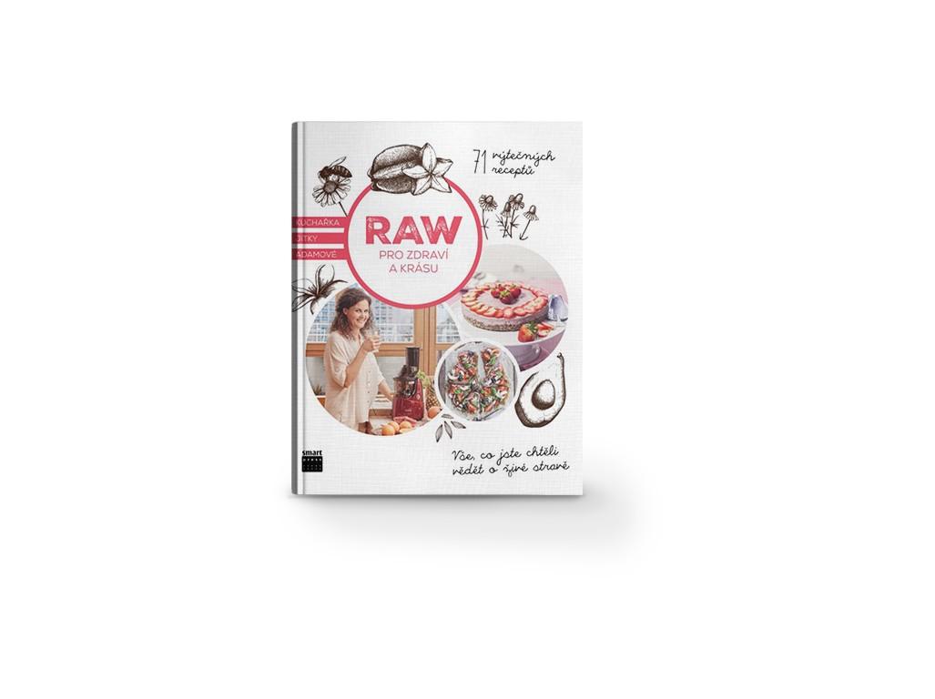Raw pro zdraví a krásu - knížka
