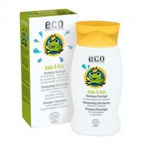 Dětský šampon a sprchový gel 200 ml BIO Eco Cosmetics