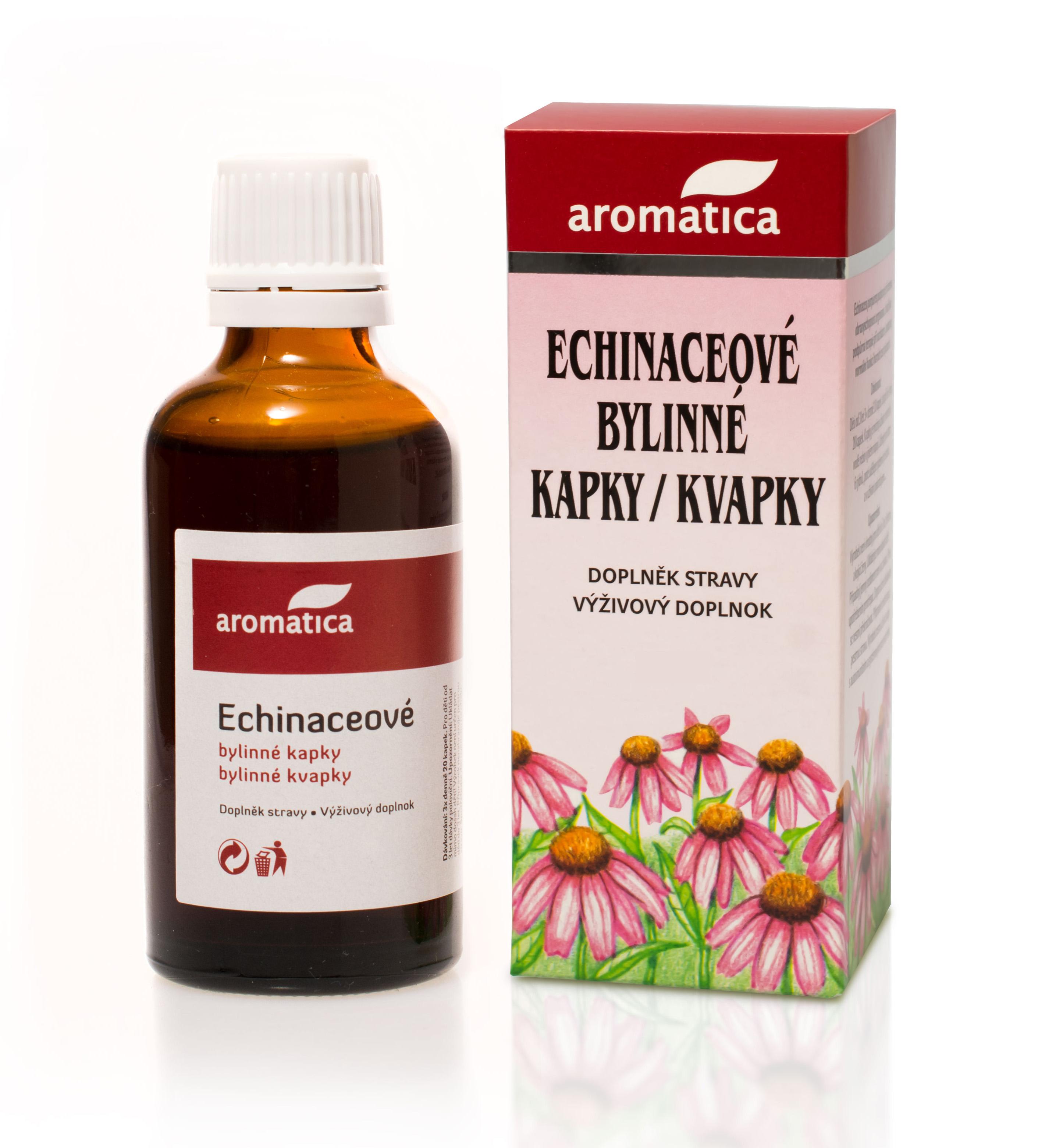 Echinacea kapky 200ml AROMATICA