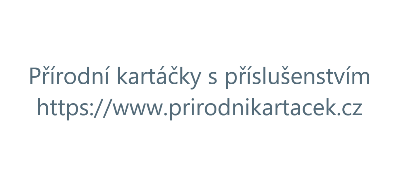 www.prirodnikartacek.cz