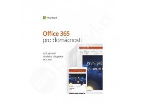 microsoft office 365 pro domacnosti sow