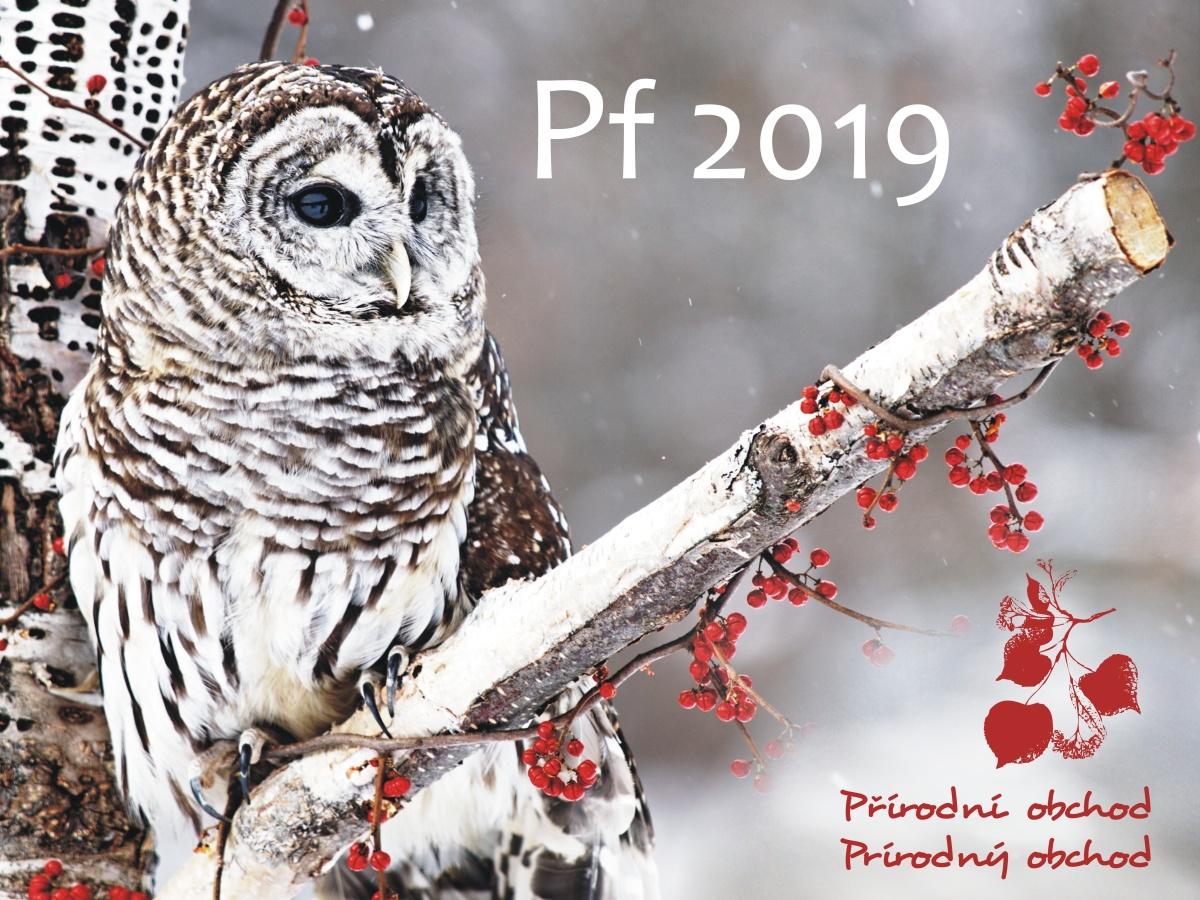 PF 2019 a moudré inspirace :-)
