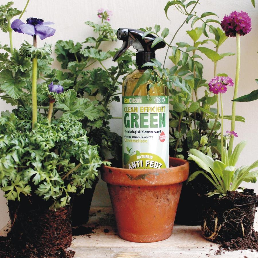 Eco Clean čisticí prostředky
