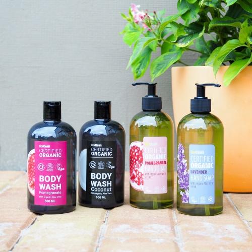 Eco Clean přírodní kosmetika