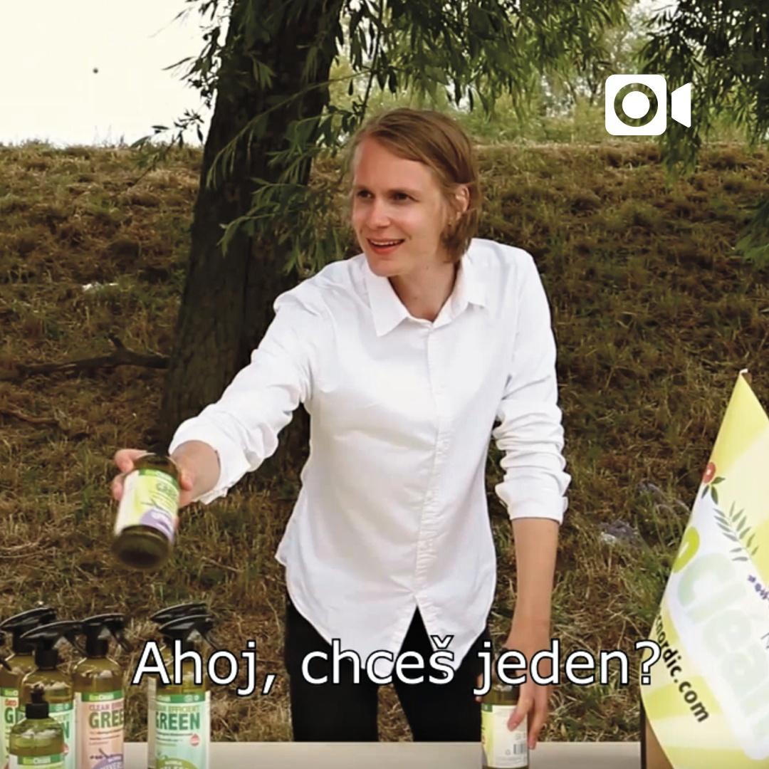 Veselé VIDEO Eco Clean