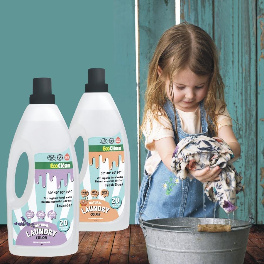 Eco Clean prací prostředky