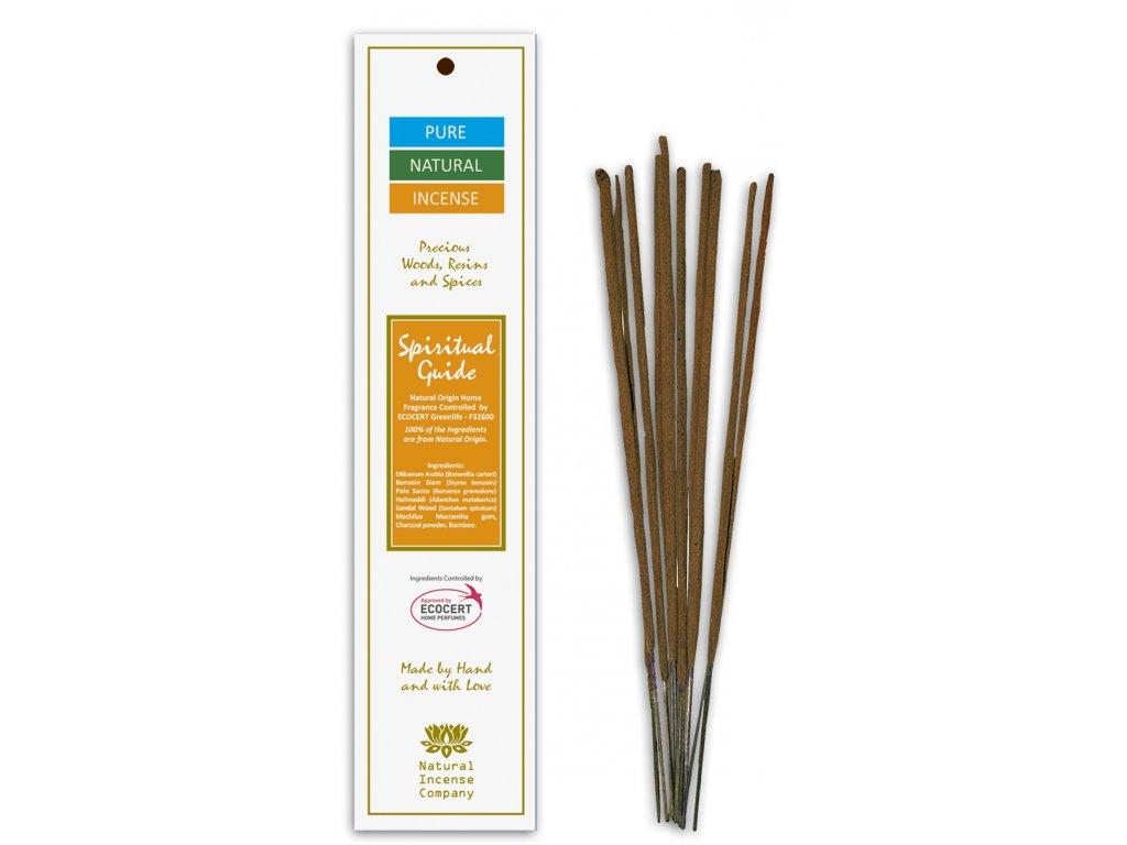 Vonné tyčinky Pure Natural Incense - Duchovní průvodce