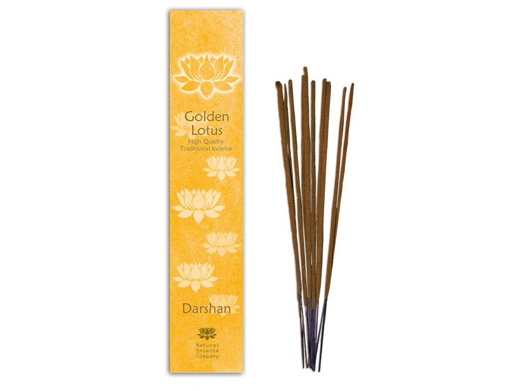 Golden lotus Daršan