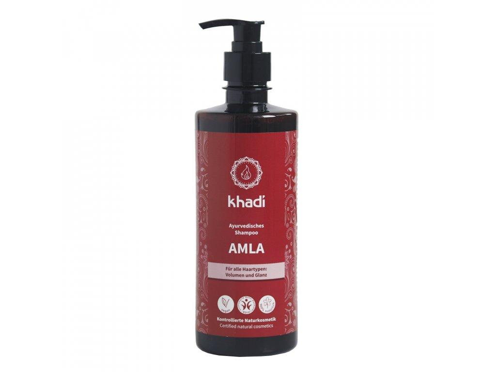 Khadi šampón Amla 500 ml 1600x1600