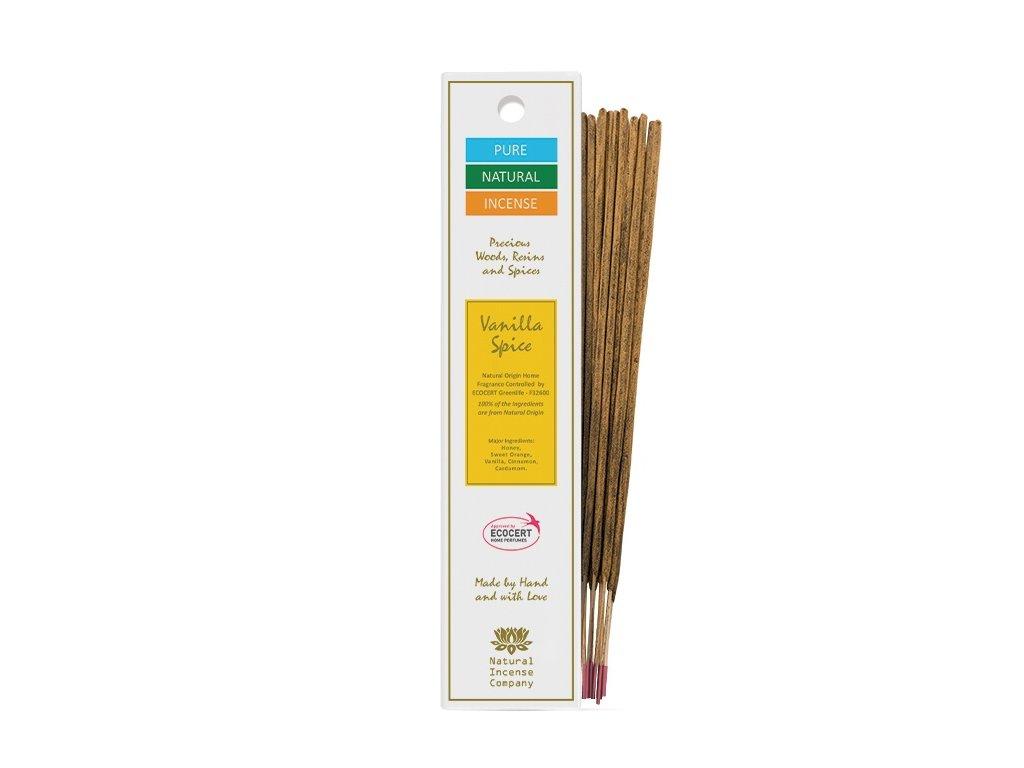 P11 NIC PNI Kořenená vanilka Vanilla Spice 500x670px
