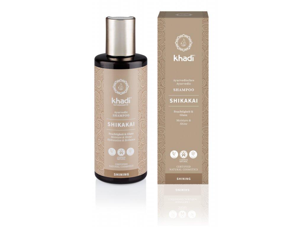 Khadi šampón SHIKAKAI