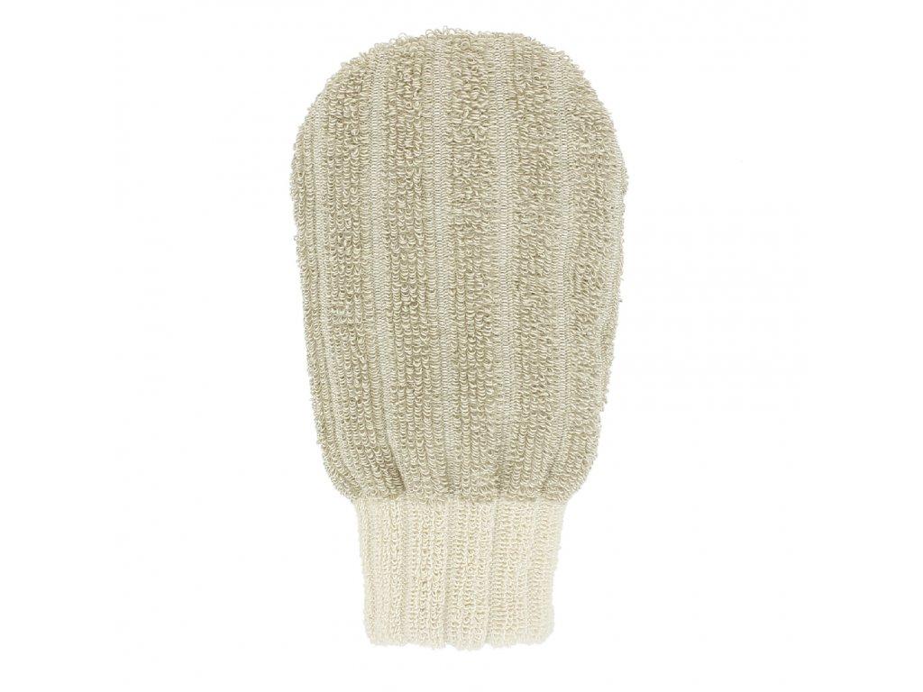 Förster´s peelingová rukavice - bio len