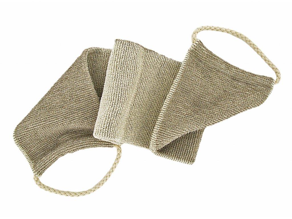 Förster´s masážní pás - bambus - 2 strany s 2 hrubostmi