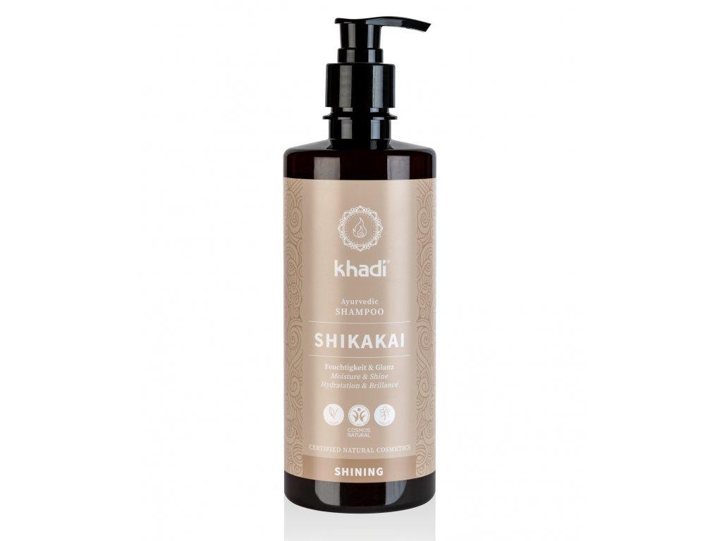 46 500 šampón Shikakai rodinné balení