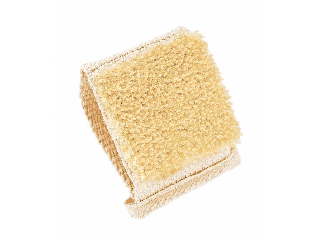 Förster´s masážní rukavice - s kartáčem ze sisalu - malá