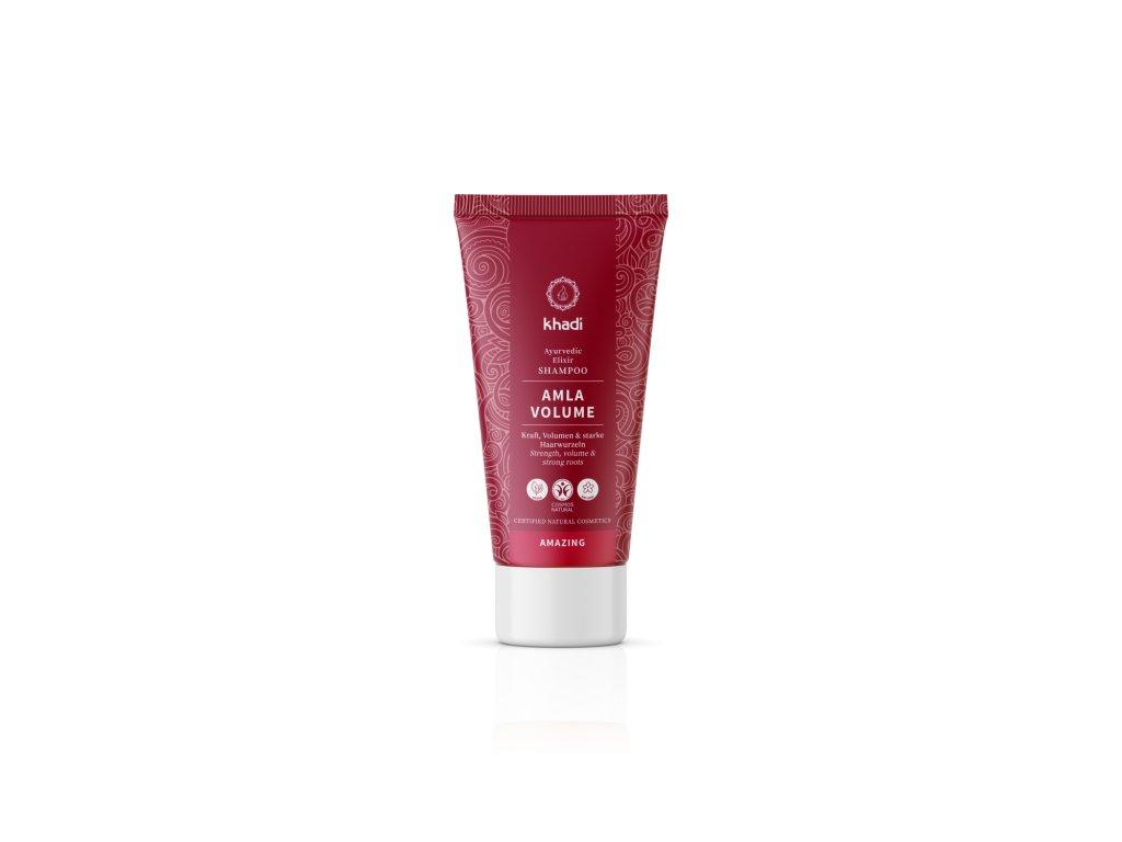 Khadi elixír šampón AMLA OBJEM 30 ml