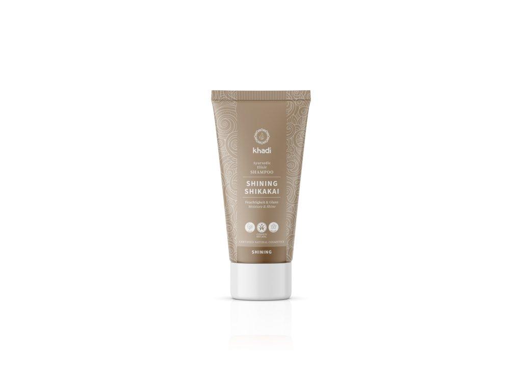 Khadi elixír šampón SHIKAKAI LESK 30 ml