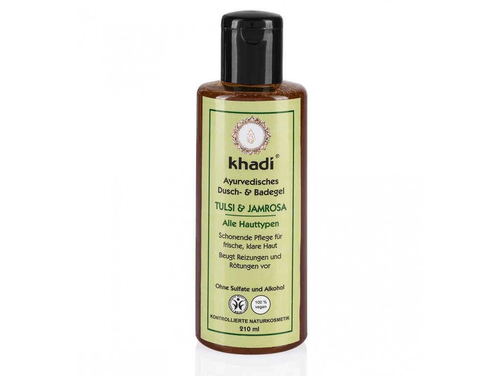 84 Khadi sprch. gel TULSI & JAMROSA web