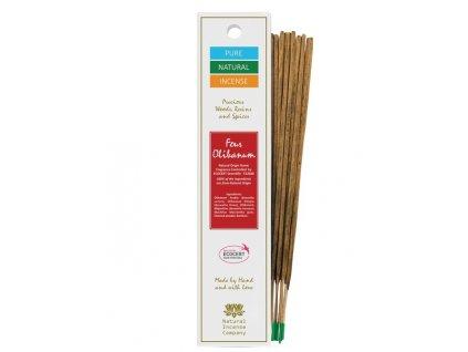 Vonné tyčinky Pure Natural Incense - Čtyři kadidlovníky