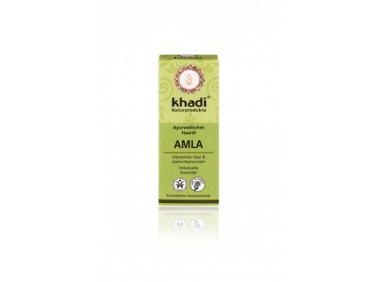 135 10 Khadi vlasový olej Amla 10 ml