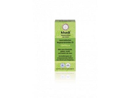 152 10 Khadi pleťový a tělový olej Centella 10 ml